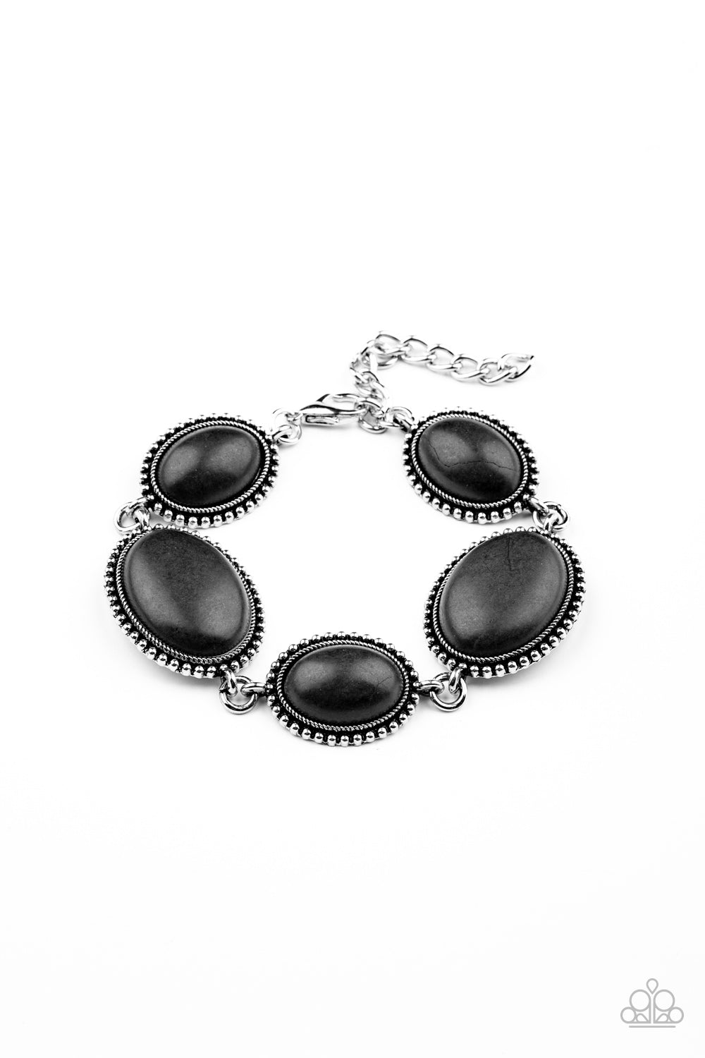 five-dollar-jewelry-river-view-black-bracelet-paparazzi-accessories