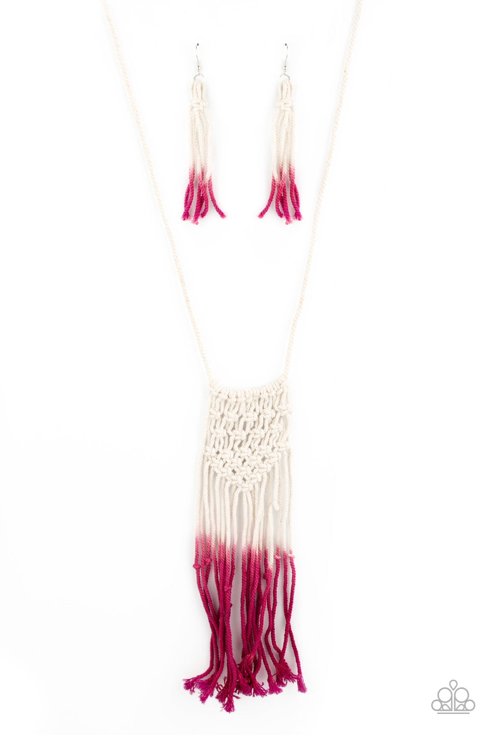 five-dollar-jewelry-surfin-the-net-pink-necklace-paparazzi-accessories