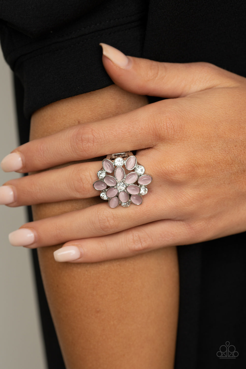Hopes and GLEAMS - Pink Ring - Paparazzi Accessories