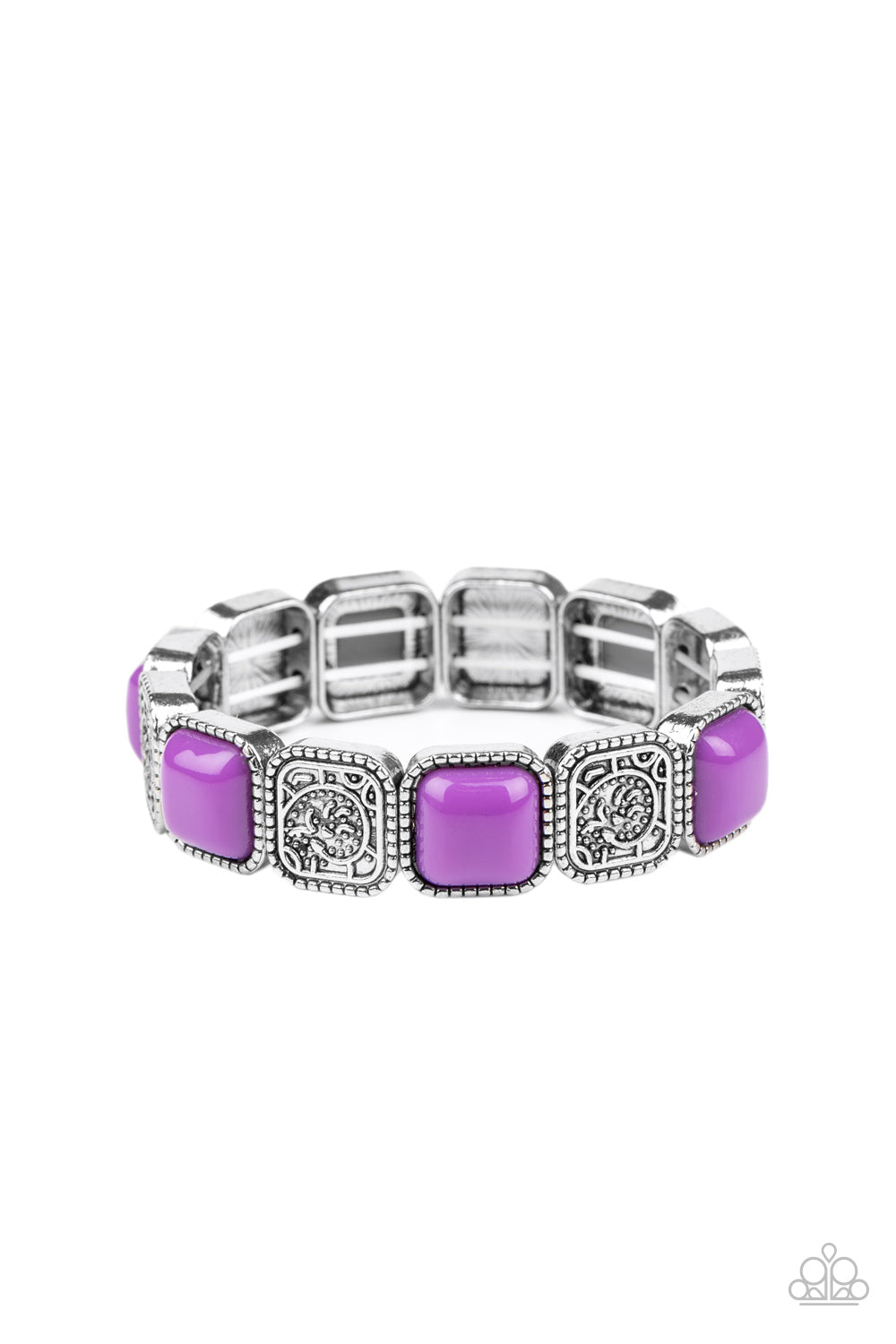 five-dollar-jewelry-trendy-tease-purple-bracelet-paparazzi-accessories