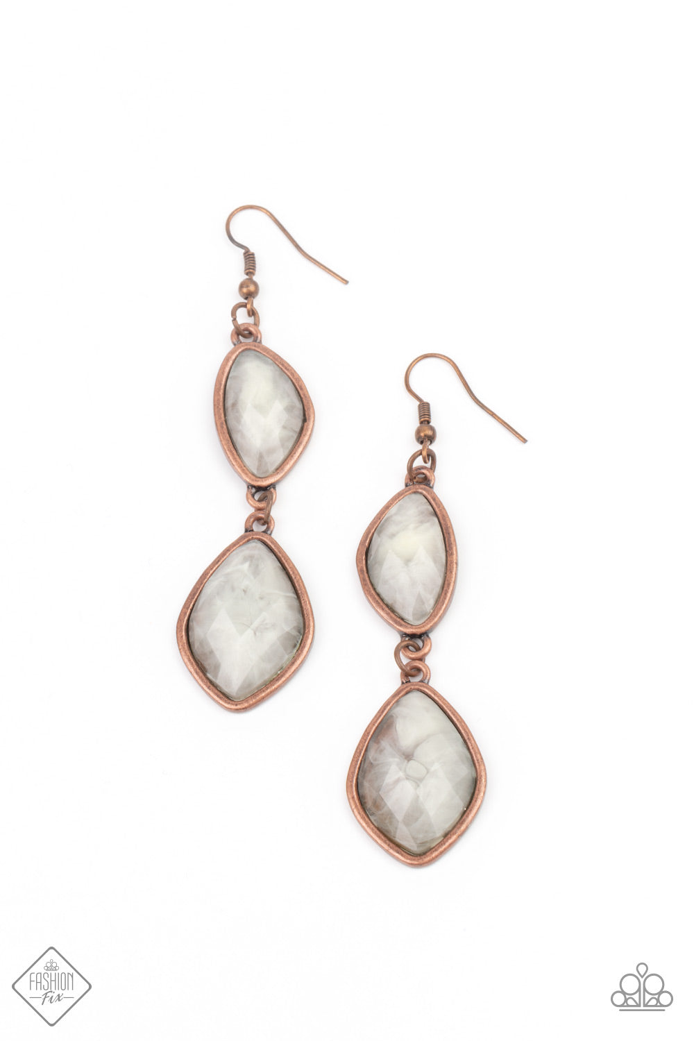 five-dollar-jewelry-the-oracle-has-spoken-copper-earrings-paparazzi-accessories
