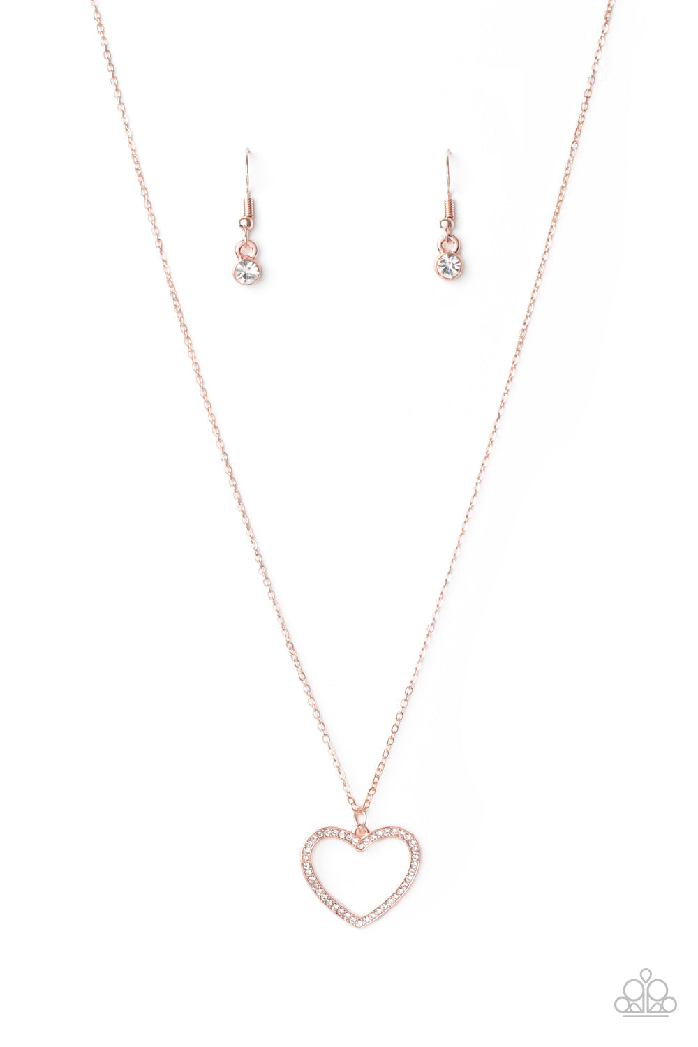 five-dollar-jewelry-glow-by-heart-rose-gold-paparazzi-accessories