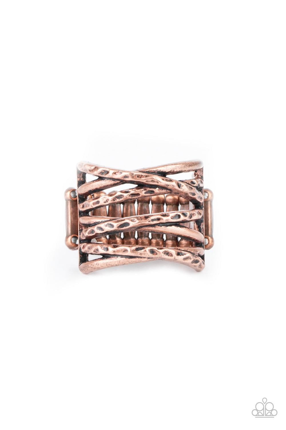 five-dollar-jewelry-switching-gears-copper-ring-paparazzi-accessories