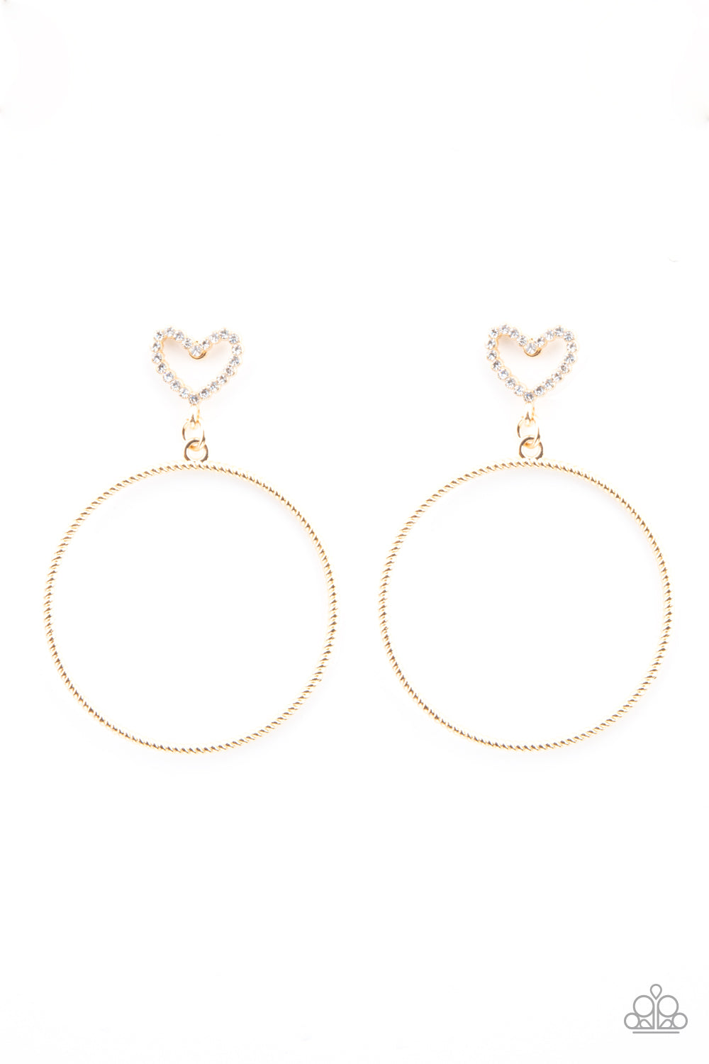 five-dollar-jewelry-love-your-curves-gold-post earrings-paparazzi-accessories