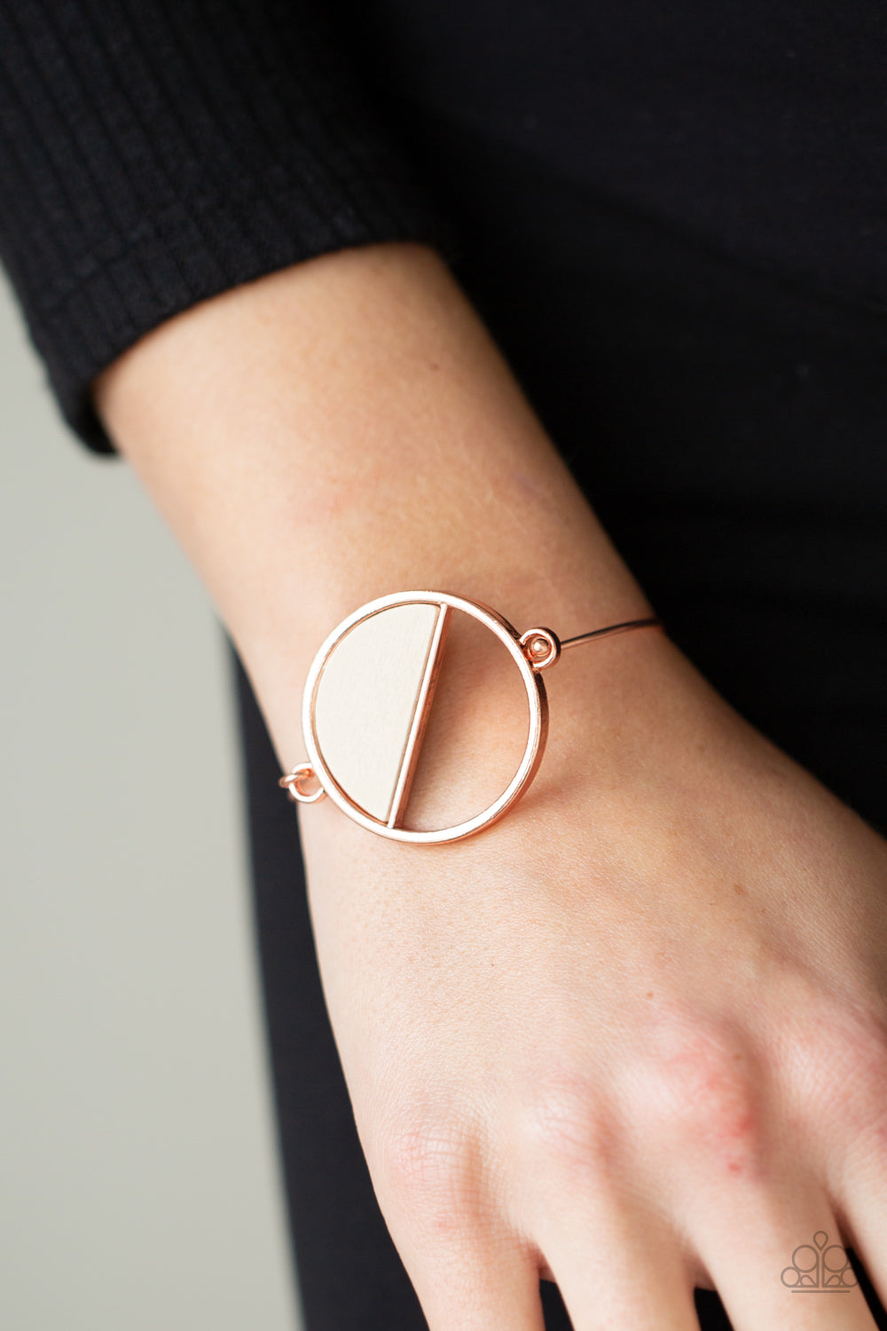 Timber Trade - Copper Bracelet - Paparazzi Accessories