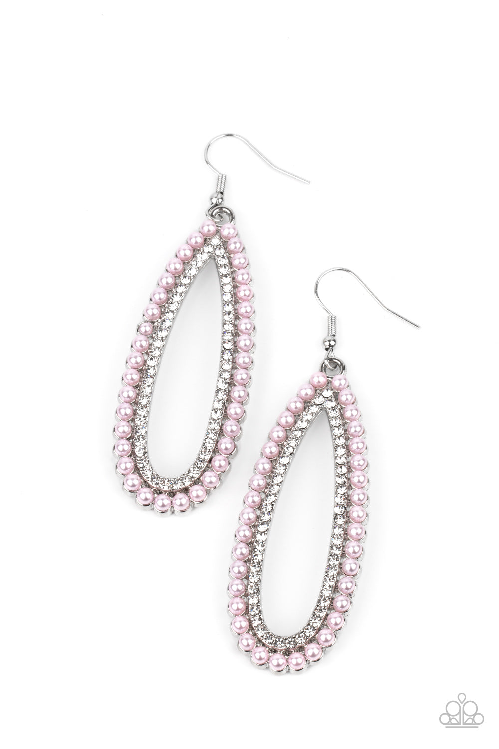 five-dollar-jewelry-glamorously-glowing-pink-earrings-paparazzi-accessories