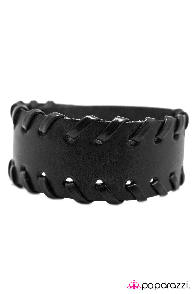 Taking The Back Roads Bracelet - Paparazzi Accessories