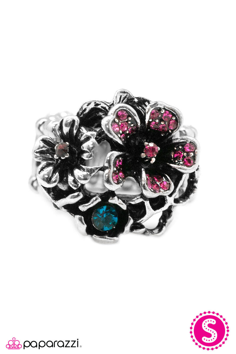 Growing Apart Ring - Paparazzi Accessories