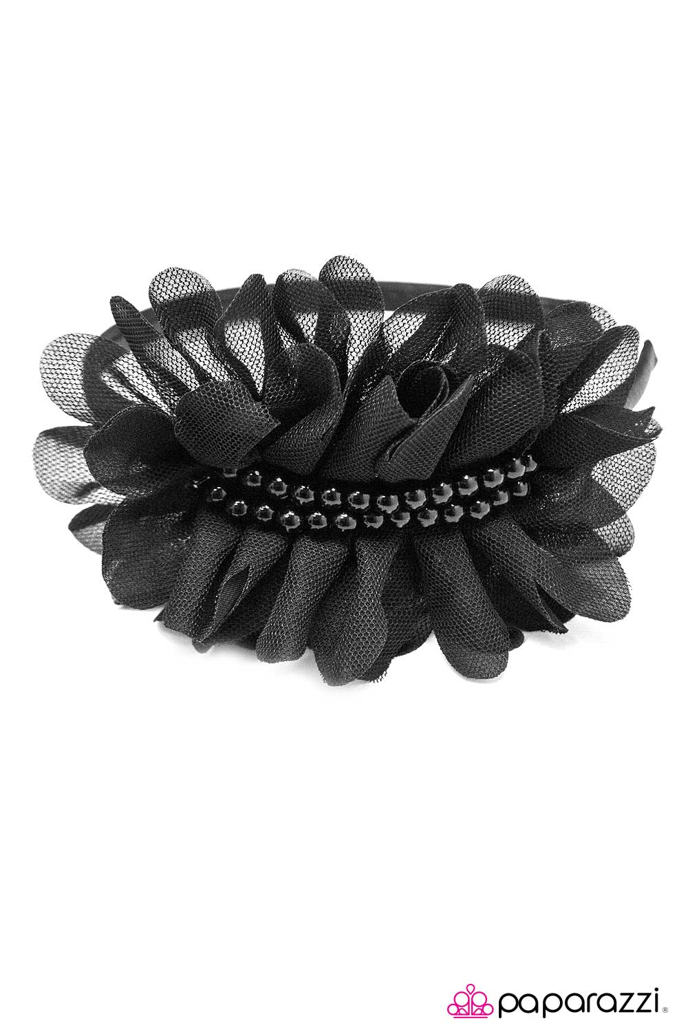 Partygoer - Black  - Paparazzi Accessories