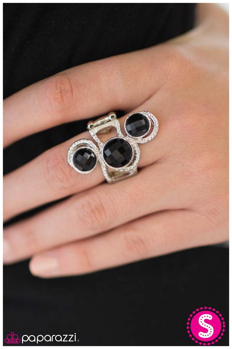 Watch Me Now! Ring - Paparazzi Accessories