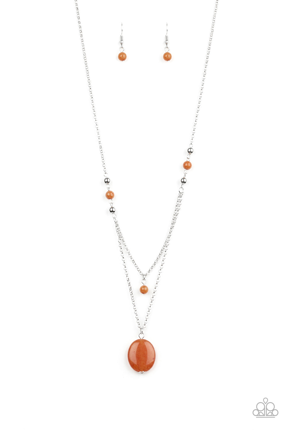 five-dollar-jewelry-time-to-hit-the-roam-orange-necklace-paparazzi-accessories
