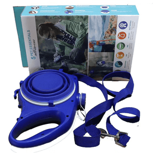 5 Pet Essentials All-in-One Leash - Pet bonds