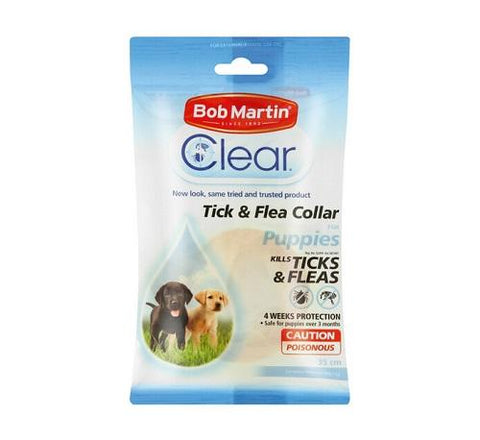 Bob Martin Tick & Flea Collar for Puppies - Pet bonds