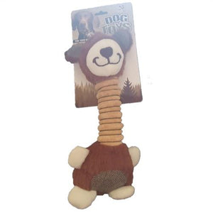 Brown Teddy Bear Plush Toy - Pet bonds