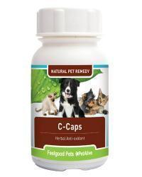 Feelgood Pets - C-Caps - Pet bonds