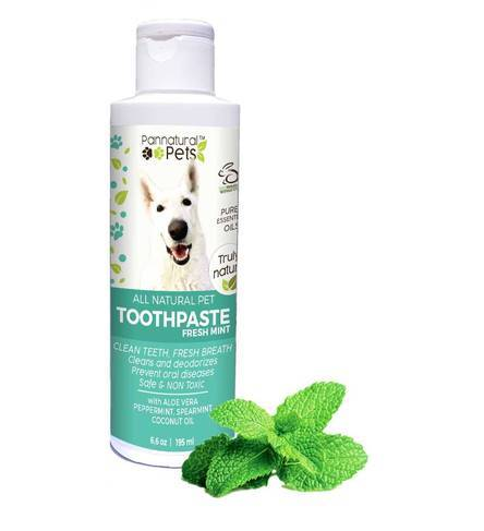 Natura Pets - Pet Toothpaste - Pet bonds