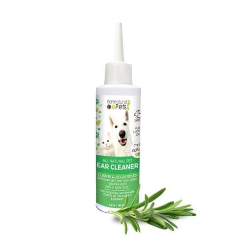 Natura Pets - Ear Cleanser for Dogs and Cats - Pet bonds