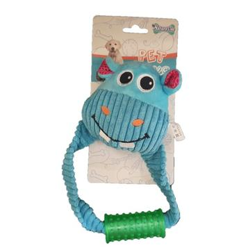 Plush Teether Toys - Petbonds