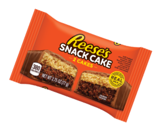 Reese's Snack Cakes