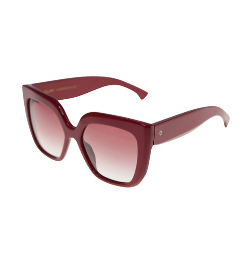 CAROLINA - Venice Red | Smoky Red Lens