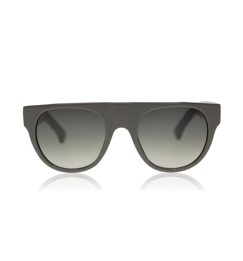 ANDREA - Anthracite Grey | Smoky Black Lens