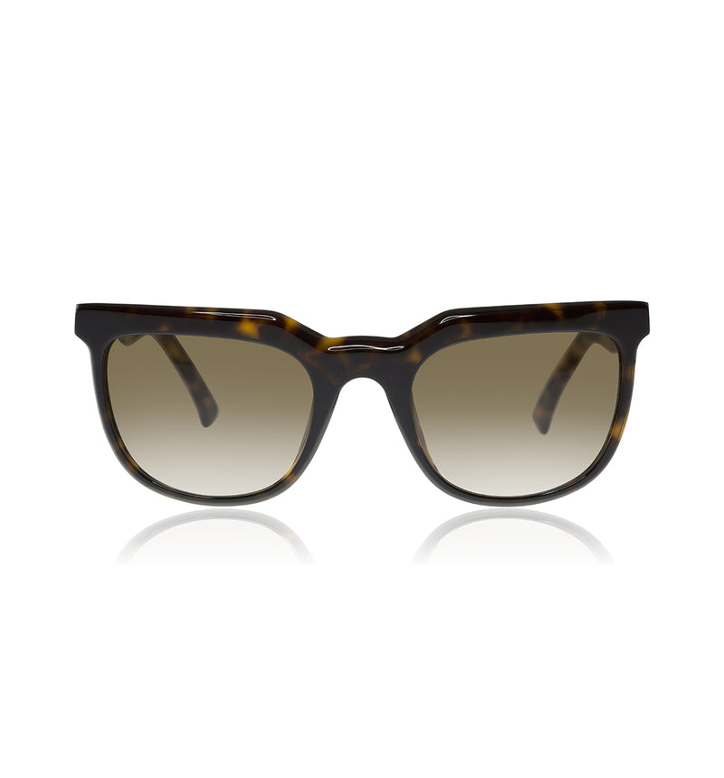 DIEGO - BI-Color Havana Double | Smoky Brown Lens