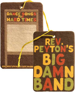 Big Damn Band Laundry Scented Air Fresheners