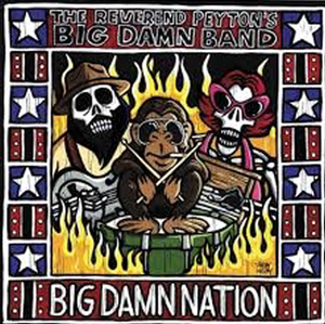 Big Damn Nation (CD)