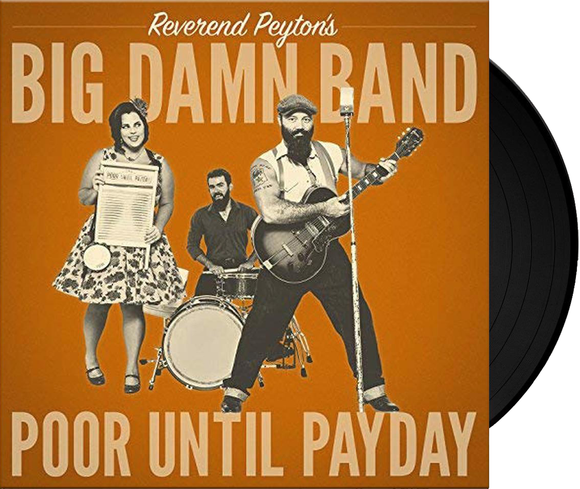 Poor Until Payday (Vinyl)