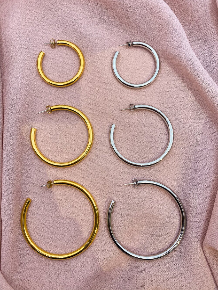 THE LIV HOOPS