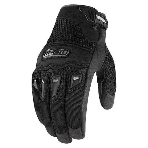 Icon Men's Twenty Niner Motorcycle Gloves - Throttle City Cycles