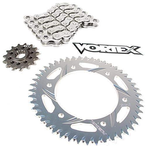 Vortex 3-Ckg6321 Sprocket/Chain Kit Gold