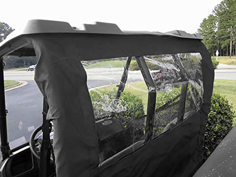 Seizmik 04016 Mid Size Polaris Ranger Dust Panel