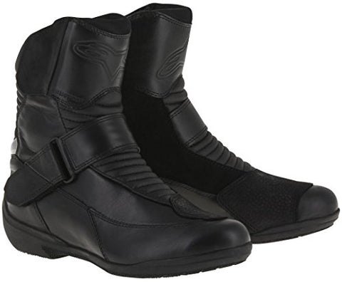 Alpinestars Women's Stella Valencia Waterproof Motorcycle Riding Boot - Throttle City Cycles