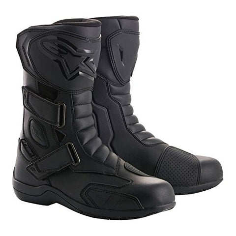 Alpinestars Radon Drystar Mens Motorcycle Boots - 46 - Throttle City Cycles