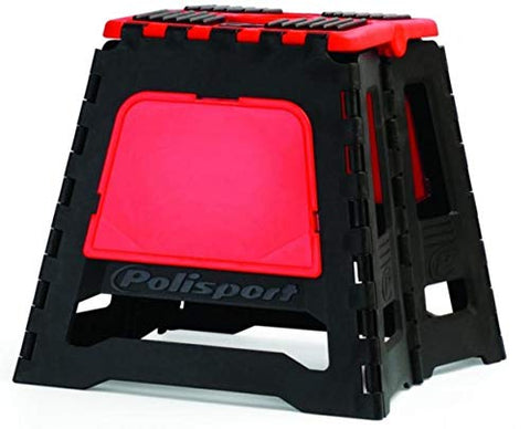 Polisport Bike Stand - Black/Red 8981500004
