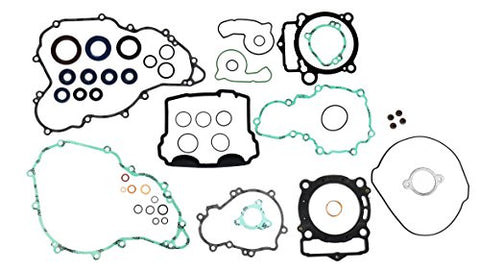 Athena P400270900061 Complete Gasket Kit (With Oil SealsKTM XC-F/SXF 350 2013-2016)