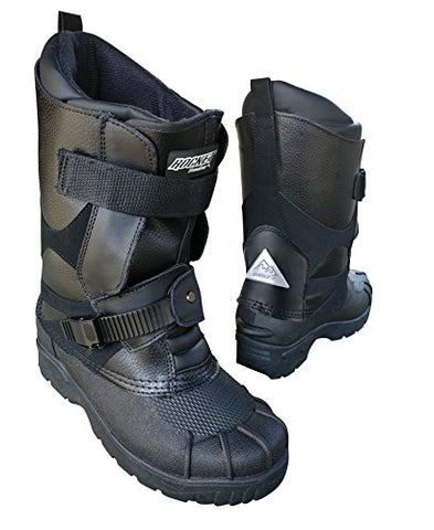Joe Rocket Men's Snowmobile Boot (Black, US 04) - Throttle City Cycles