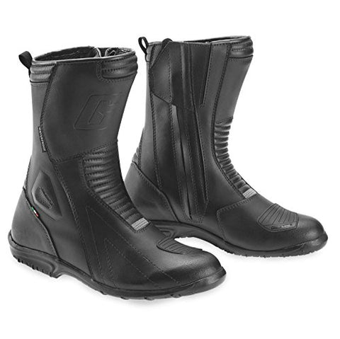 Gaerne G-Durban Men's Black Waterproof Motorcycle Boots - 8