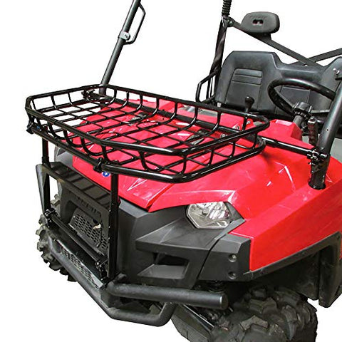 Seizmik Hood Rack Round Roll Cage 8070 New - Throttle City Cycles
