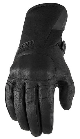 Icon Raiden Motorcycle Gloves - Throttle City Cycles