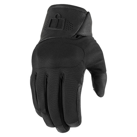 Icon Tarmac 2 Motorcycle Gloves - Throttle City Cycles