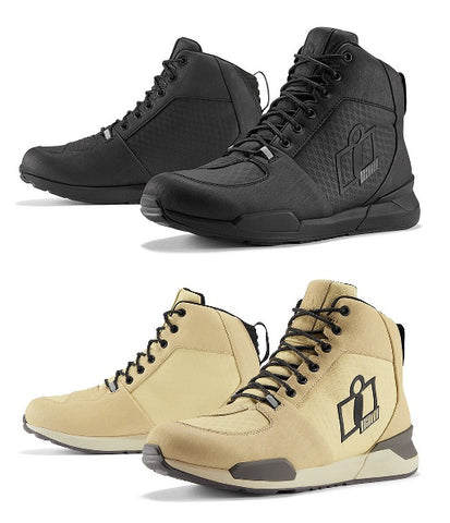 Icon Tarmac Boot (Black or Tan)