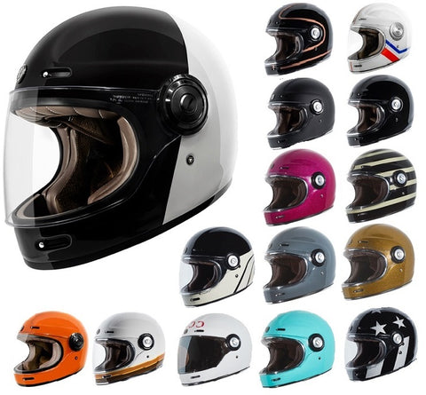 Torc T-1 Helmet - Throttle City Cycles