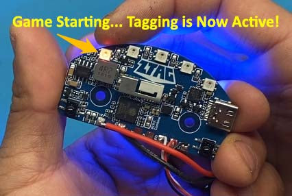 ztag game is now active