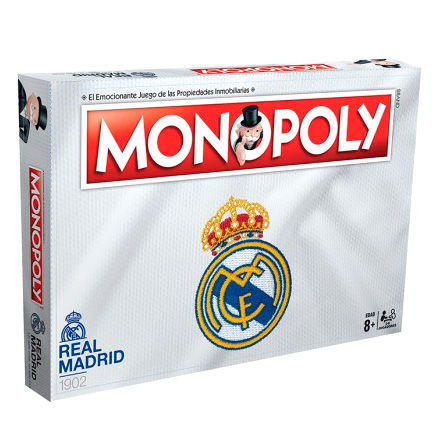 MONOPOLY F.C REAL MADRID