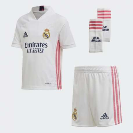 Real Madrid Minikit 8-14 years 1 Fq7489