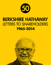 Load image into Gallery viewer, Berkshire Hathaway Letters to Shareholders 50th