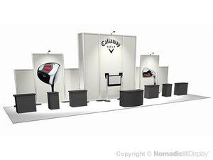 50' Custom Modular DesignLine Display
