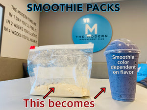 Acai Coconut Blueberry Smoothie Pack - Our #1 Acai Flavor!
